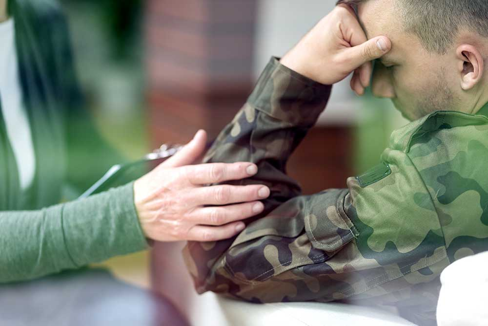 PTSD (Post-Traumatic Stress Disorder) and Floating